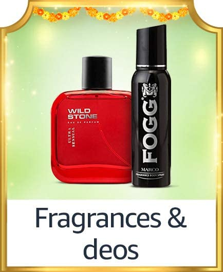 fragrances and deos