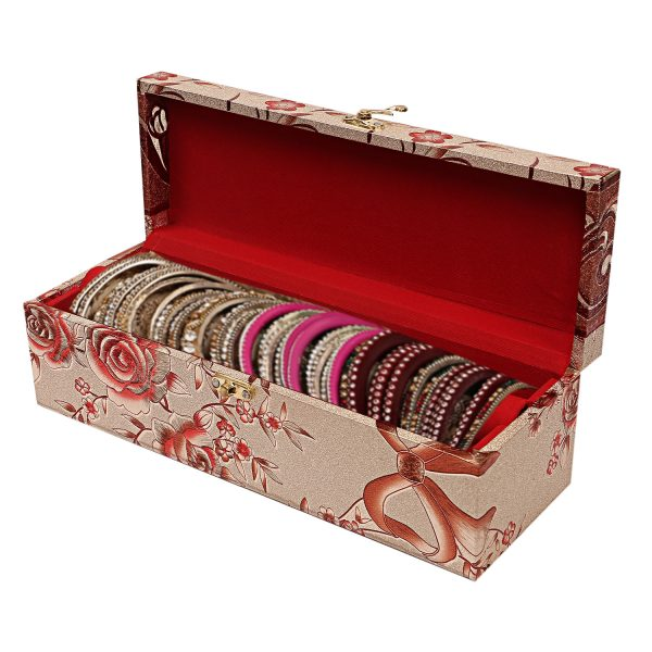 wooden-1-piece-one-rod-bangle-storage-box-with-lock-system-gold